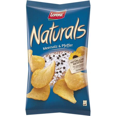 Naturals Chips Naturals Meersalz-Pfeffer