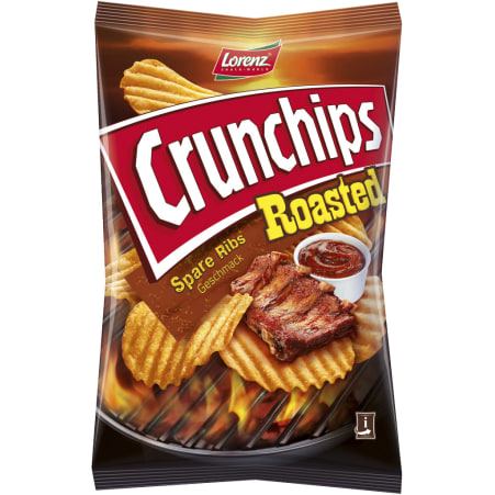 Crunchips Crunchips Roasted Spare Ribs