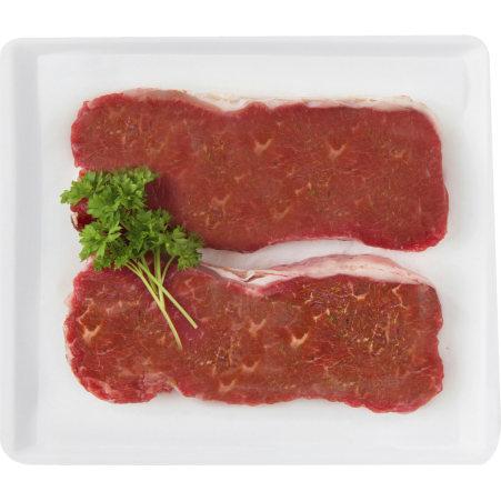 Alpenmetzgerei BBQ Rinder Beiried mariniert
