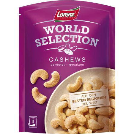 LORENZ CASHEWS Cashews gesalzen
