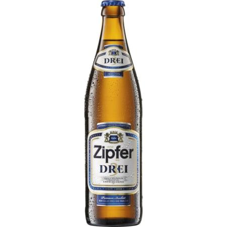 Zipfer Drei 0,5 Liter Mehrweg-Flasche