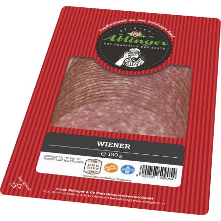 Ablinger Wiener geschnitten