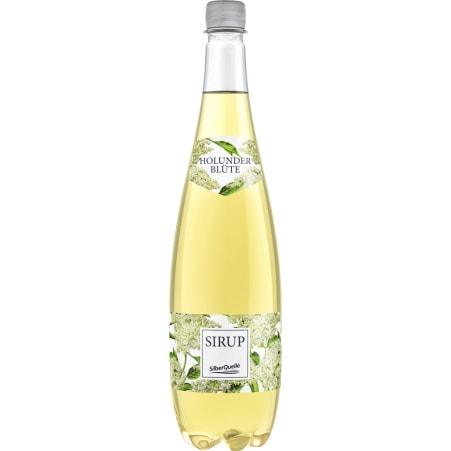 SilberQuelle Sirup Holunderblüte 1,0 Liter