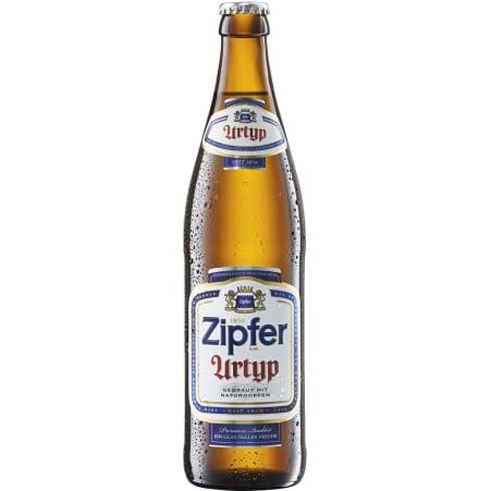ZIPFER BIER Urtyp 0,5 Liter Mehrweg-Flasche