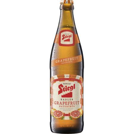 Stiegl Radler Grapefruit 0,5 Liter Mehrweg-Flasche