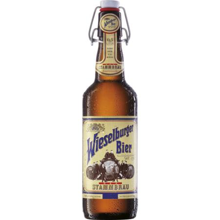 WIESELBURGER BIER Stammbräu 0,5 Liter