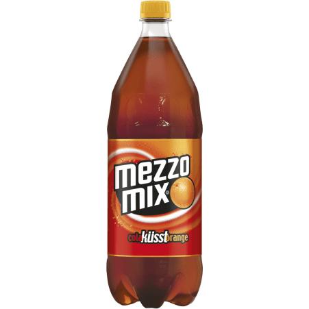 Mezzomix PET Einwegflasche 4er-Pack