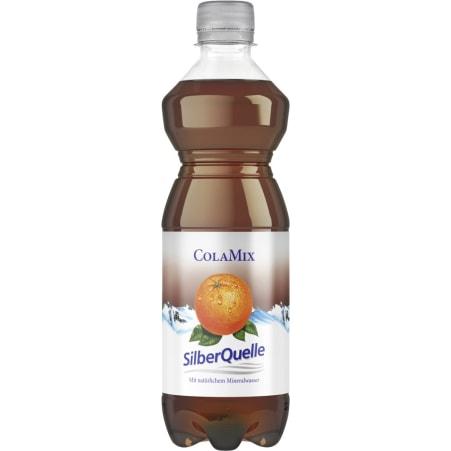 SilberQuelle Cola Mix 0,5 Liter