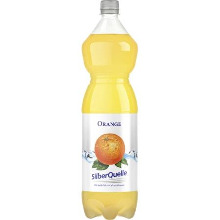 SilberQuelle Orange 1,5 Liter