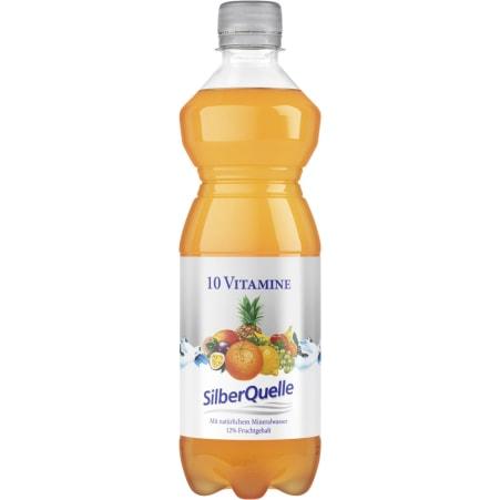 SilberQuelle 10 Vitamine ACE 0,5 Liter