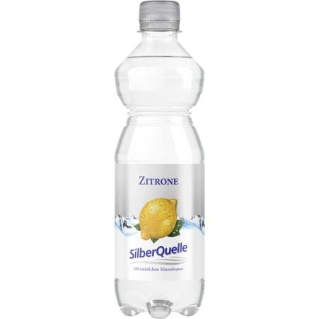 SilberQuelle Zitrone 0,5 Liter