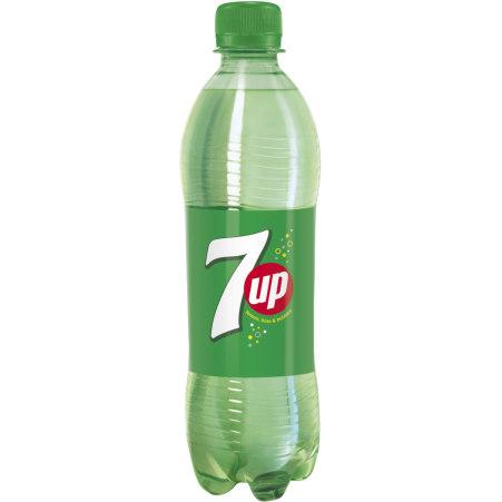 Seven Up Lemon 0,5 Liter