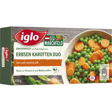 iglo Erbsen-Karotten Duo