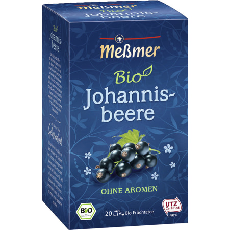 MESSMER Bio Johannisbeere