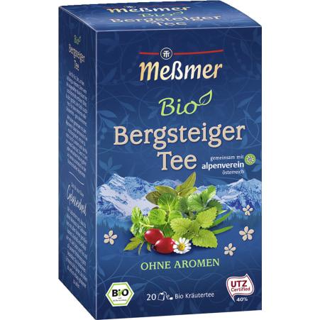 MESSMER Bio Bergsteigertee