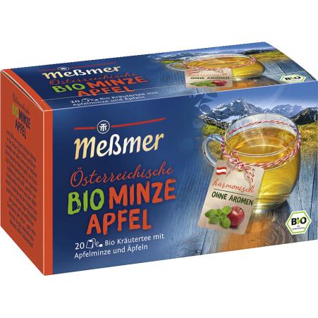 MESSMER Bio Minze-Apfel