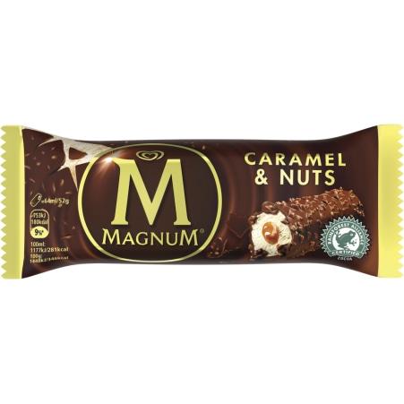 Magnum Magnum Caramel & Nuts