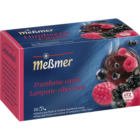 MESSMER Himbeere Cassis