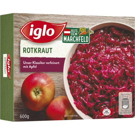 Iglo Rotkraut 600 gr