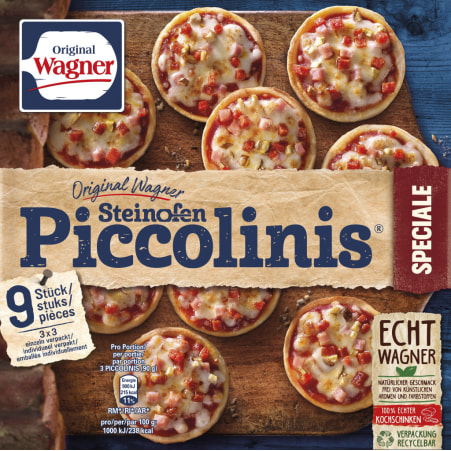 WAGNER Piccolinis Speciale
