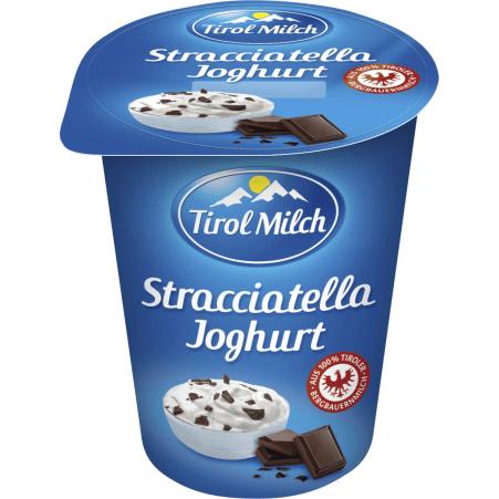 Tirol Milch Joghurt Stracciatella