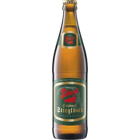 Stiegl Original Stieglbock 0,5 Liter Mehrweg-Flasche
