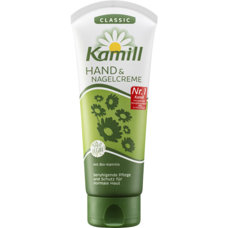 KAMILL Classic Hand & Nagelcreme Tupe