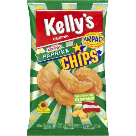Kelly's Chips Paprika