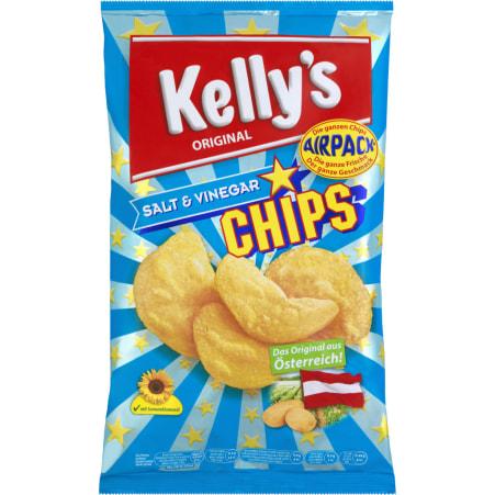 Kelly's Chips Salt & Vinegar