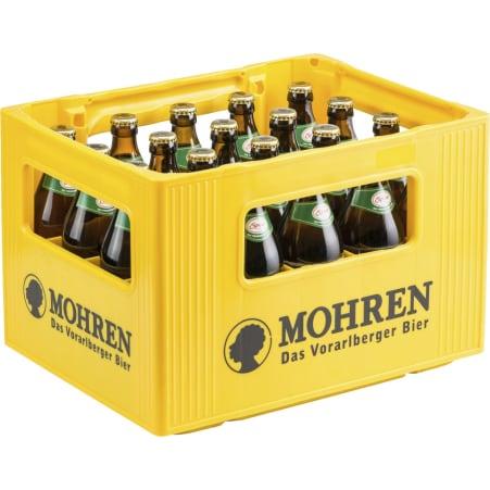 Mohren Exportbier Kiste 20x 0,5 Liter