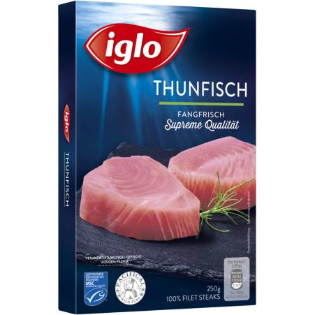 Iglo Thunfisch Naturfilets MSC