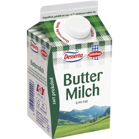 Schärdinger Buttermilch 0,9%