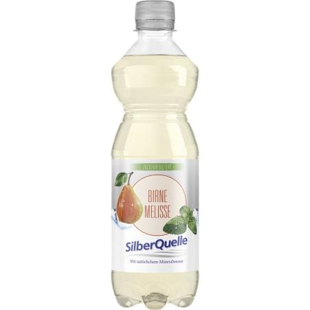 SilberQuelle Birne und Melisse 0,5 Liter
