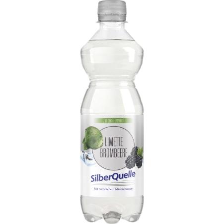 SilberQuelle Limette Brombeere 0,5 Liter