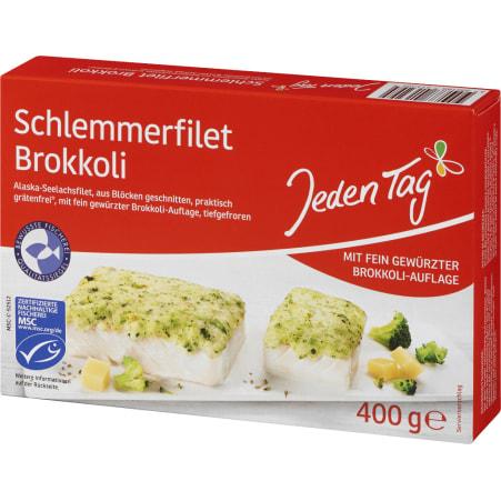 Jeden Tag Schlemmerfilet Brokkoli MSC