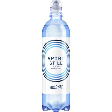 SilberQuelle Sport still 0,65 Liter
