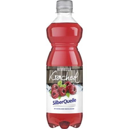 SilberQuelle Himbeerkracherl 0,5 Liter