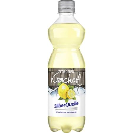 SilberQuelle Zitrone Kracherl 0,5 Liter