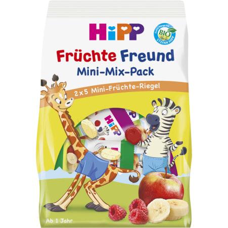 HiPP Früchtefreund Mini-Mix 2x 5 Stück