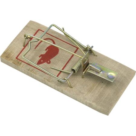 FACKELMANN Mausefallen Holz 10x 5 cm