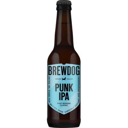 Brewdog Punk IPA 0,33 Liter Einweg-Flasche