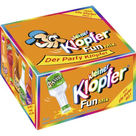 Kleiner Klopfer Fun Mix 16,4% 25x 0,02 Liter