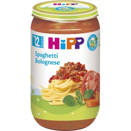 HiPP Spaghetti Bolognese 12. Monat