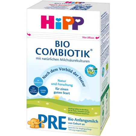 HiPP Pre Bio Combiotik von Geburt an