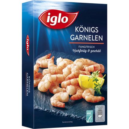 Iglo Königsgarnelen ASC