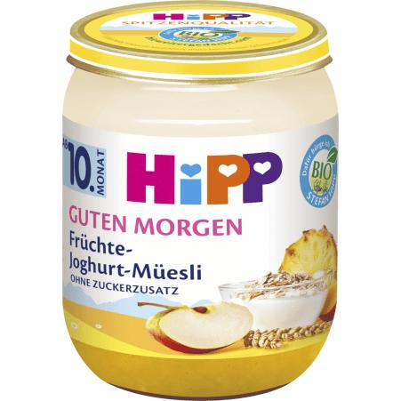 HiPP Guten Morgen Früchte-Joghurt 10. Monat