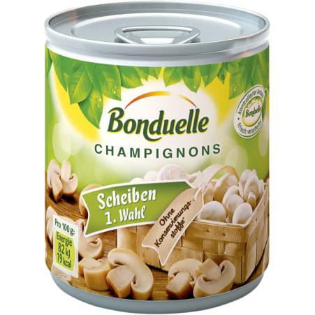 Bonduelle Champignons geschnitten 212 ml
