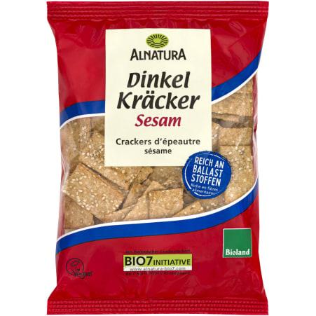 Alnatura Bio Dinkel Kräcker Sesam