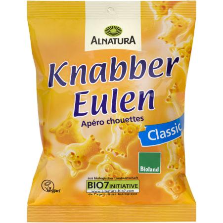 Alnatura Bio Knabber Eulen