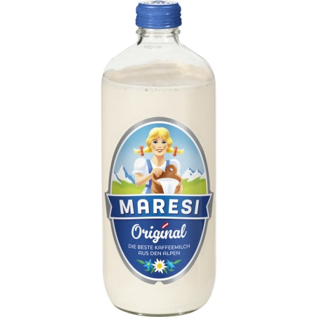 Maresi Kaffeemilch 7,5% 0,7 Liter